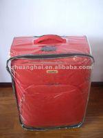 plastic clear PVC waterproof/dustproof luggage/draw bar box cover