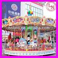 Melhor pintura!!! Carnaval de parques de diversões carrossel cavalo para a venda