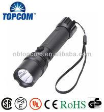 cree led police flashlight