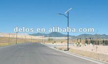 SOLAR LED STREET LIGHT / STREET LAMP WITH DIMMING CAPACITY