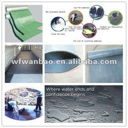 Self-adhesive Bitumen Waterproof material