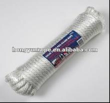 Solid Braided Nylon Rope
