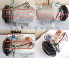 Seiko Seiki SS72DLG1 car a/c compressor SMART CABRIO Roadster Fortwo CITY-COUPE A1602300011 0003191V005 1602300011 1602300111