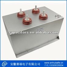 Pulse Self Heating Metalized film Capacitor