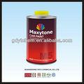 pintura de coche max3960 solvente retardador