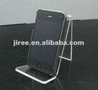 Plastic Mobile Phone Holder/Acrylic Display Stand