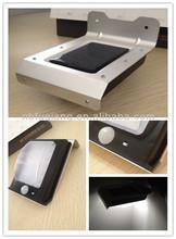 FQ-505 Aluminum solar sensor LED light, solar light, solar motion light