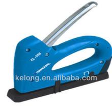 KL-S08 light plastic mini manual staple gun hand tacker 4-8mm