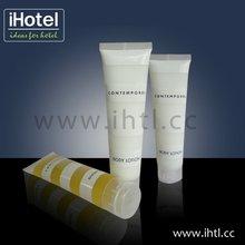 Various Perfume Color Tube Bottle Of Hotel Shampoo