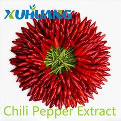Chili Pepper Extract white fine powder ( Capsaicine )
