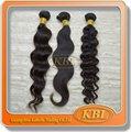 barato extensiones de cabello humano real clip del pelo en flequillo