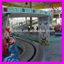 Attraction!!! Mini Shuttle track cars kids amusement indoor park rides