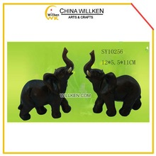 2012 new resin elephant for home decor