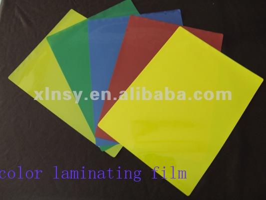 protective plastic film