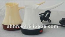 Plastic Turkish Coffee Maker(white .yellow)
