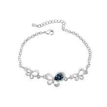 (b053016) fashion jewelry 2012 letter vintage alloy bracelet