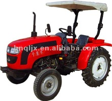 QLN250 25hp mini lawn tractor with canopy