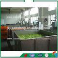 secador de vegetales de la máquina