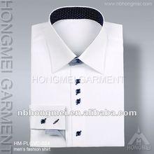 2012 Fashion Plain Shirts For Men