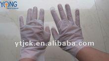 elastic pe glove
