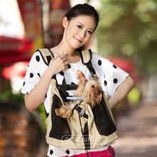 Luxury Pet Backpack Dog Carrier Pet Transport Bag