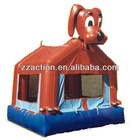 Newest Scooby Doo inflatable jumping house