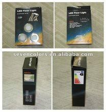 9mm thickness 12 Volt led floor recessed light (SC-B101B)