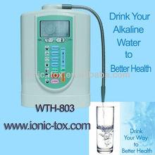 2012 new alkaline water ionizer make water become alkaline