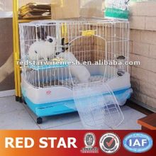 Metal Rabbit Cage Manufacturer