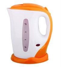 1.8L cordless plastic electric kettle