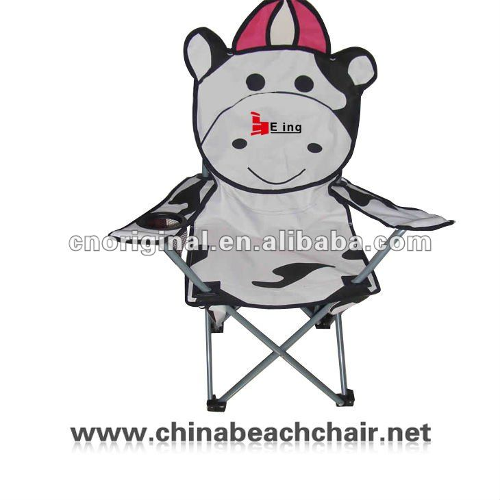 Cartoon Salon Folding Kids Chair (CH-005akids)