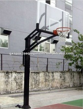 Adjustable In-ground Basketball Stand for USA