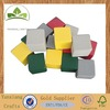 22mm colorful educational small blocks, wooden cubes