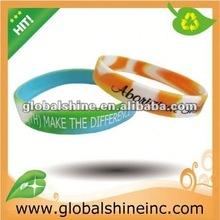 fashion acrylic plastic bangle bracelet with rivet design