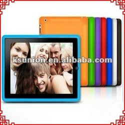 Durable Ultra thin Silicone Case for iPad Tablet Covers