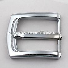 Nickel Free Single Prong Square Belt Buckle