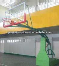 FIBA Manual Hydraulic basketball stand
