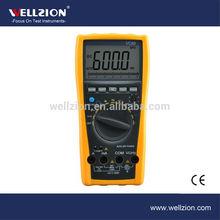 VC99,handheld digital multimeter 1000v,3 3/4 digital multimeter, Max. display:4000