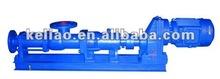Single Screw Positive Displacement Progressive Cavity Pump