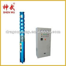 Variable Speed Deep Well Submersible Pump Set