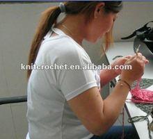 Hand Knit Crochet Bikini Swimwear Swimsuit Beachwear Design Service & Sample Making Services