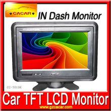 7 inch HD hannstar new panel super 7 inch car monitor