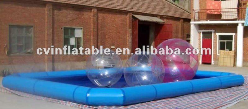 Piscinas portáteis, Fibra de vidro piscina