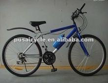 16'' full suspension mountain bike for sale