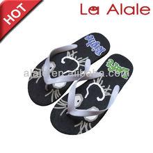 2012 cheap plain summer beach flip flops