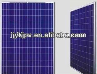 prix de qualité par prix du panneau solaire 275W de watt de l'Inde