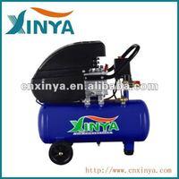 XINYA BM 24L 8bar 2hp ac mobile piston direct driven air compressor(CEBM24A)