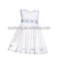 2013 baby girl cotton summer dress