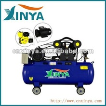XINYA C-type 150L 8bar 5.5hp two cylinder diesel engine piston portable air compressor(XY2090C-150C);