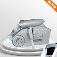 Portable Q switch Nd Yag laser for tattoo removal for skin with CE
